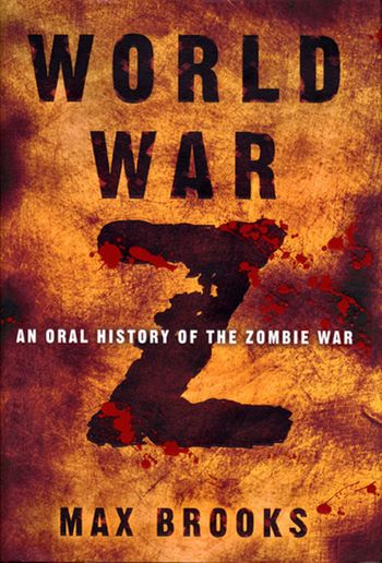 Couverture de Word War Z - Max Brooks
